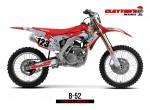 Honda MX Graphics - B-52