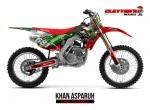 Honda MX Graphics - Khan Asparuh