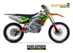 Suzuki MX Graphics - Khan Asparuh