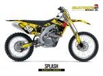 Suzuki MX Graphics - Splash