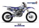 Yamaha MX Graphics - B-52