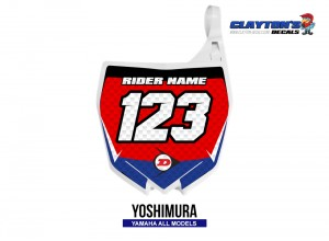 Yamaha MX Graphics - Yoshimura